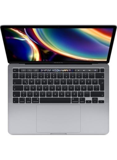 """Apple MacBook Pro MXK52TUV2 i7 16GB 512GB SSD 13"""" Uzay Gri 8.Nesil 1.7Ghz 4.5Ghz TBoost Renkli"""